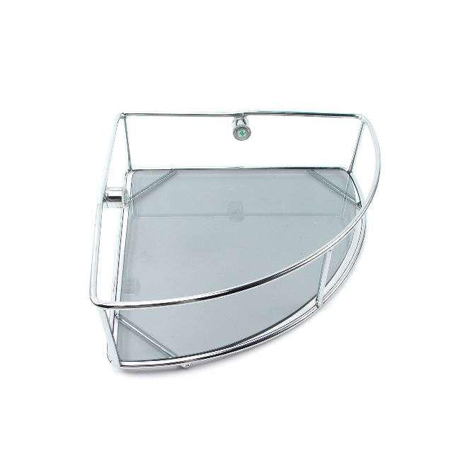 Porta Shampoo Canto Cr Real - Balaroti d1b1e605194e