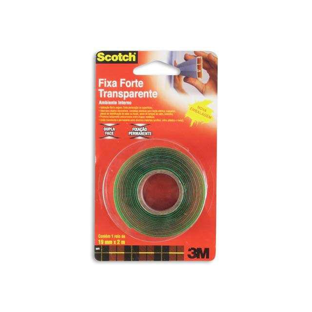 Fita Fixa Forte 19mmx2m H0002290890 3M - Balaroti 93cb50d2e4